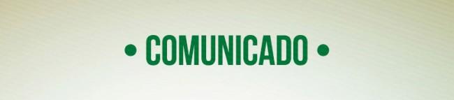 Comunicado - Unidade Vila Olímpia